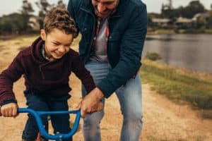 best bike for 4 year old must be light but also sturdy and easy to control