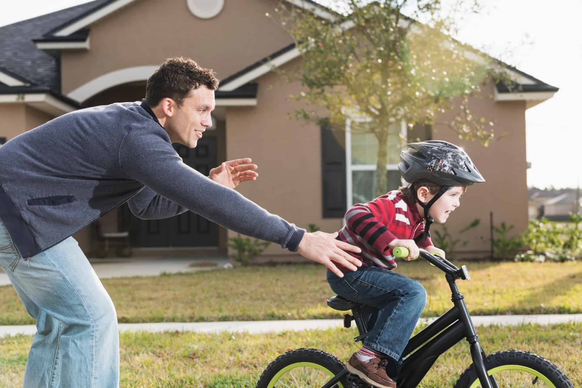 best bike for 4 year olds are lightweight but sturdy