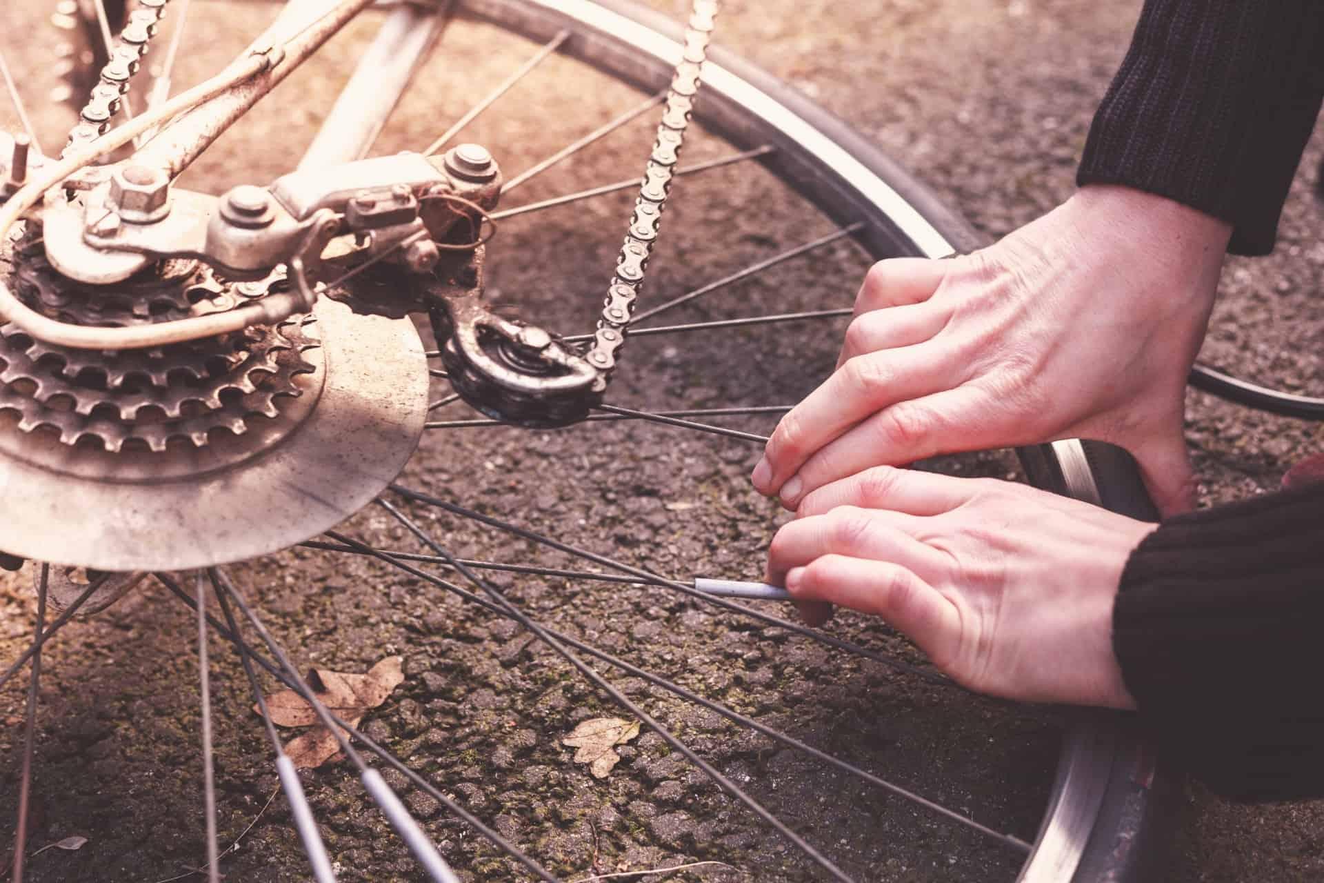 A good bike saddle bag will carry your bike tool kit
